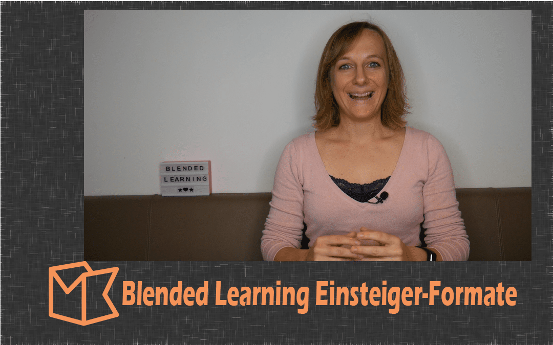 Martina Keglovits Blended Learning Einsteigerformate