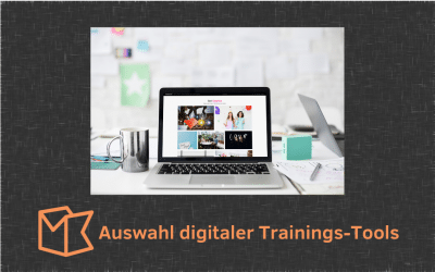 Auswahl digitaler Trainings-Tools